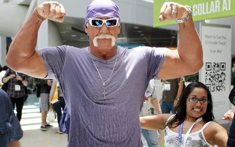 Hulk Hogan kontra \