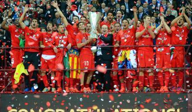 Piłkarze Sevilli wygrali Ligę Europy