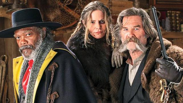 """Hateful Eight"" – western Quentina Tarantino"
