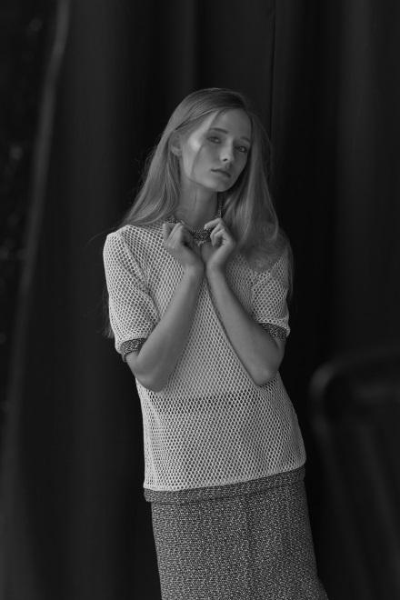 Inga Buczyńska - kolekcja wiosna/lato 2015