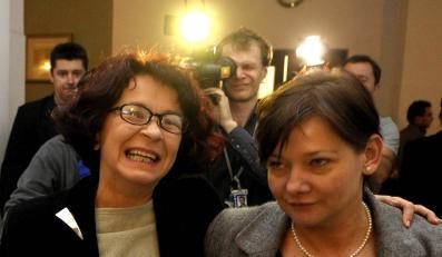 Elżbieta Kruk wzbudziła dziś sensację w Sejmie