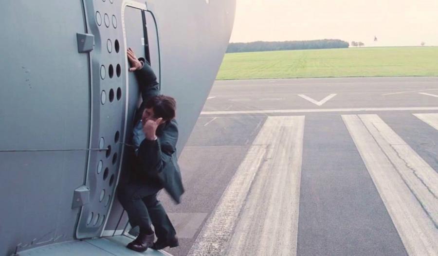 Tom Cruise ma misję i nie zawaha się jej wypełnić