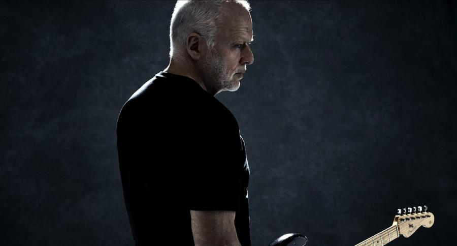 Zobacz animowany klip Davida Gilmoura