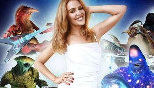 Kylie Minogue: ako fanka, nagrałam utwór do filmu Terry'ego Jonesa