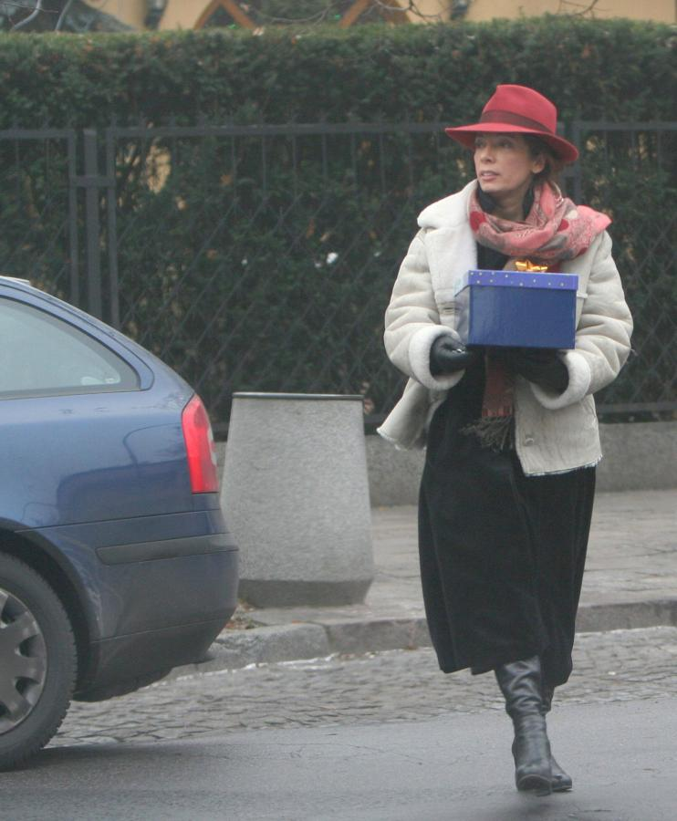 Nelly Rokita zadbała o to, by pod choinką nie brakło prezentów