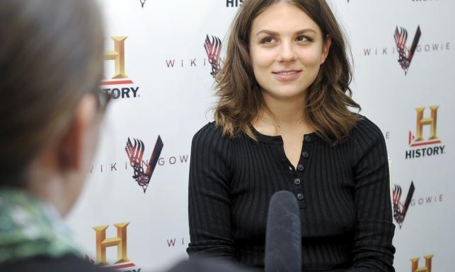 Córka Romana Polańskiego o swojej pierwszej, dużej roli i ratowaniu ojczyzny