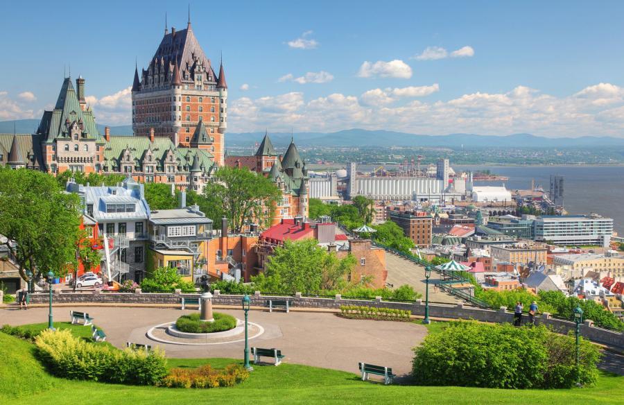 Quebec – Europa w pigułce