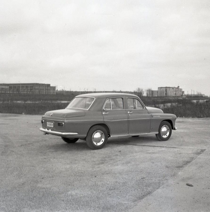 Warszawa - prototyp wersja 2