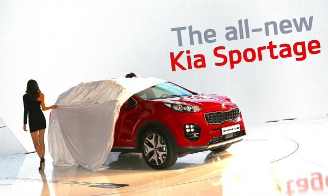 Oto nowa kia sportage, czyli następca ulubiongo SUV-a Polaków. ZDJĘCIA z premiery