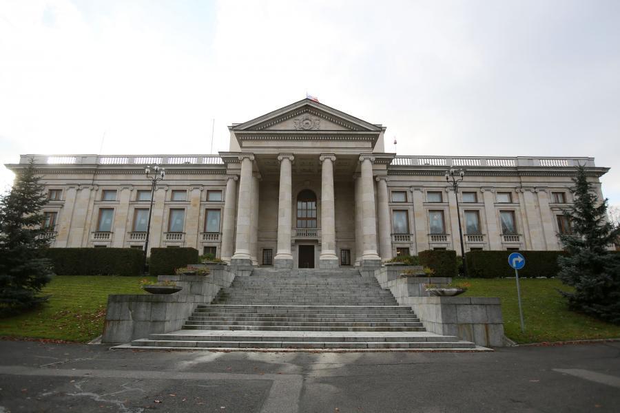 Ambasada Federacji Rosyjskiej