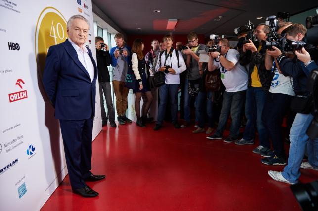Jerzy Skolimowski na 40. Festiwalu Polskich Filmów Fabularnych w Gdyni