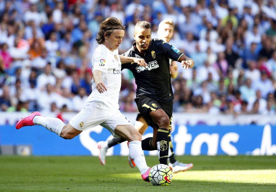 Luka Modric i Youssef El-Arab