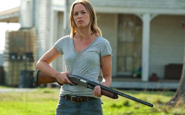 "Emily Blunt w filmie ""Sicario"""