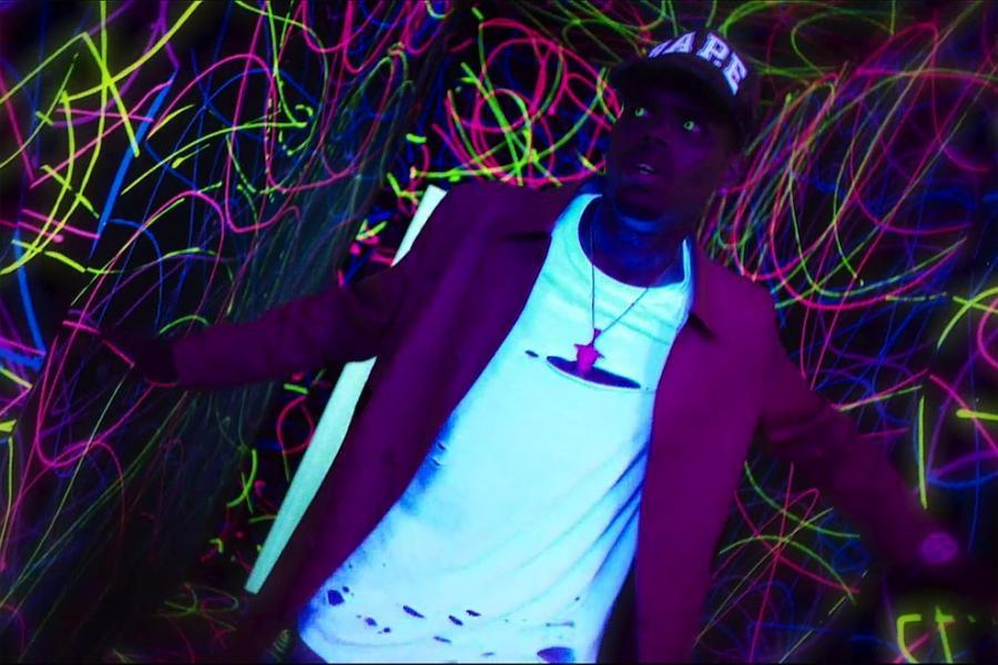 Chris Brown upił się i został porzucony