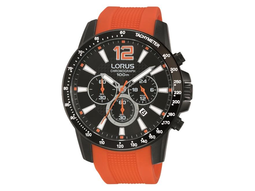 Duży dzieciak. Zegarek w stylu Lorus RT357EX9, cena ok. 445 zł