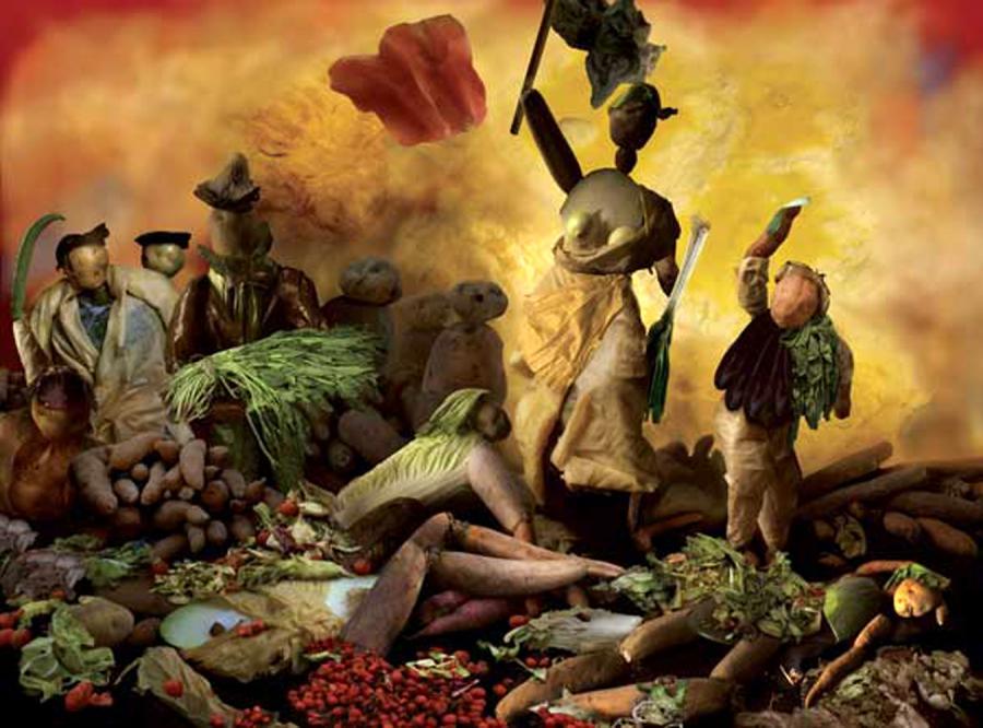 Największe arcydzieła malarstwa z warzywami w roli głównej