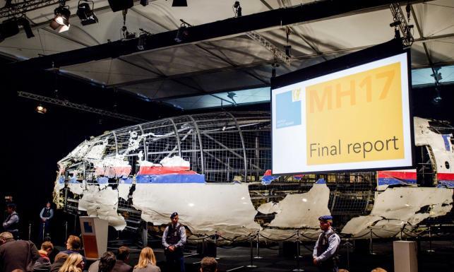 Holenderscy śledczy przedstawili oficjalny RAPORT z boeinga zestrzelonego nad Ukrainą. ZDJĘCIA