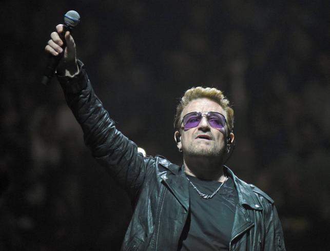 Polska inspiruje: U2