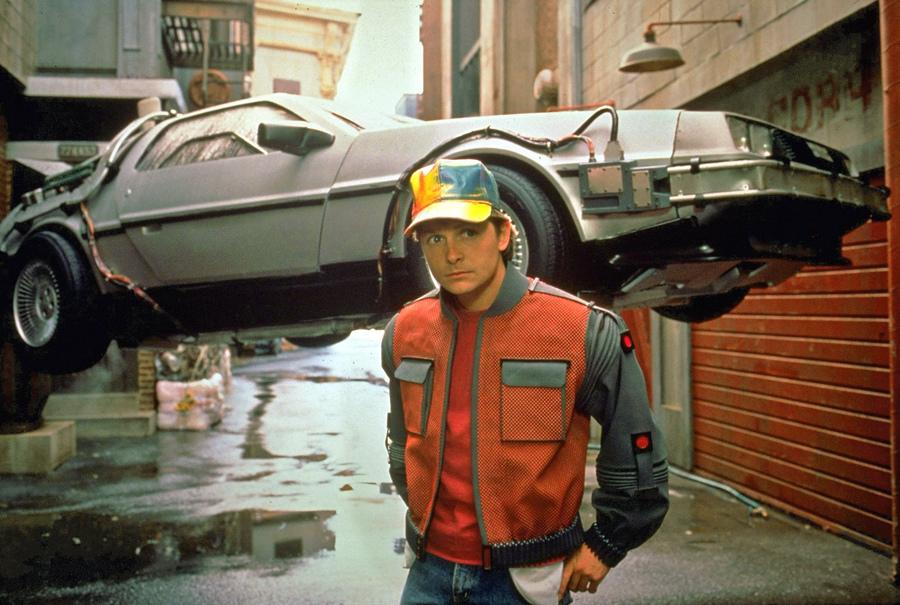 Dziś nadeszła przyszłość. Czas powitać Marty\'ego McFly\'a