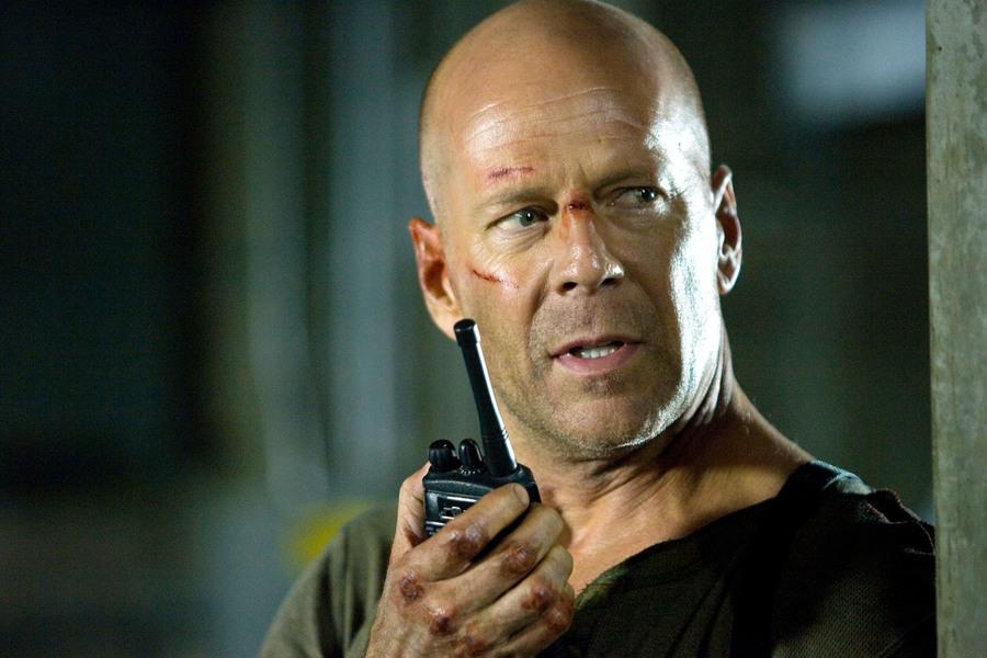 Bruce Willis popiera nową \