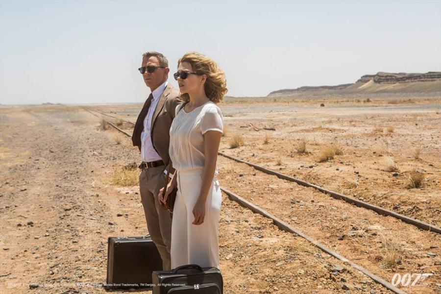Brytyjczycy chwalą nowy film z Bondem