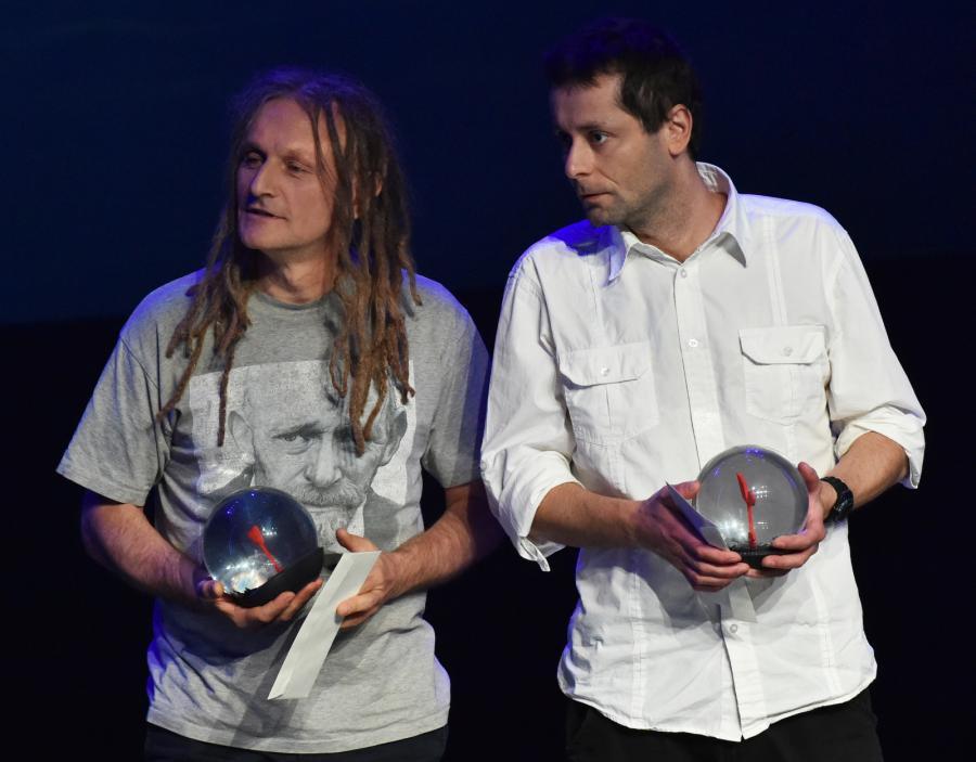 Roman Honet i Jacek Podsiadło