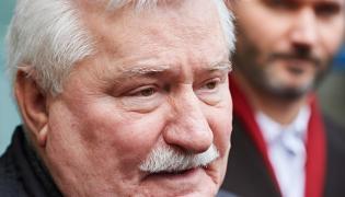 Lech Wałęsa głosował w wyborach parlamentarnych