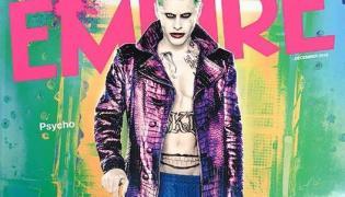 """Jared Leto jako Joker na okładce """"Empire"""""""