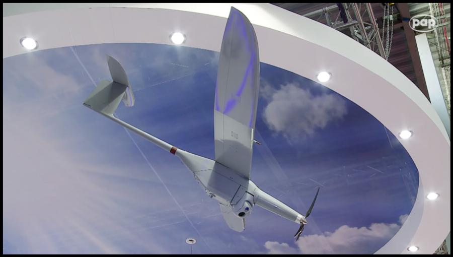 Polski samolot bezzałogowy