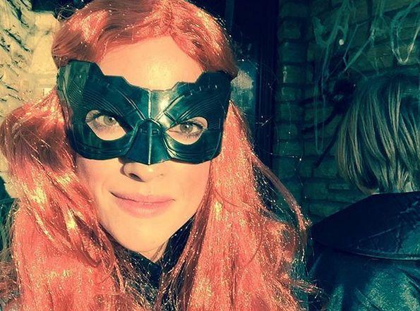 Halloween 2015: Alicja Bachleda-Curuś