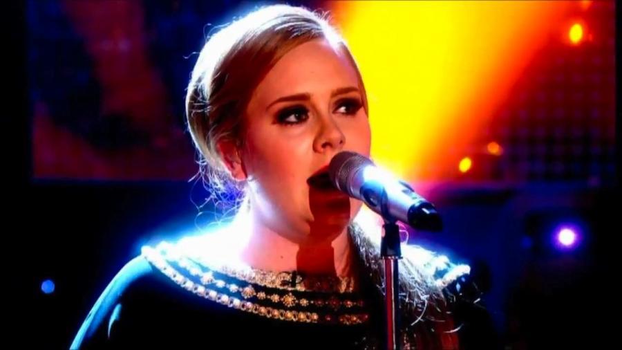 Adele zaśpiewała u Grahama Nortona