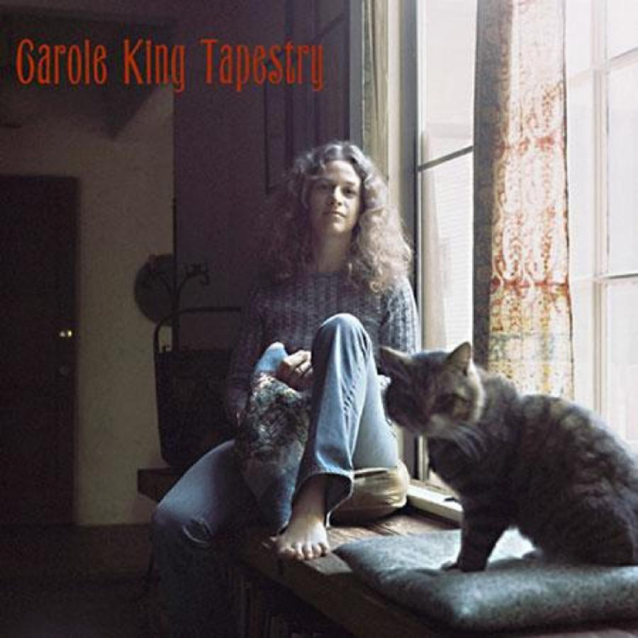 """10. """"Tapestry"""" – Carole King"""