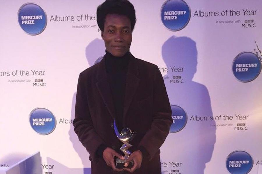 Benjamin Clementine –laureat Mercury Prize 2015