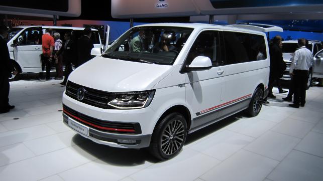 Volkswagen Transporter zdobywcą tytułu International Van of the Year 2016