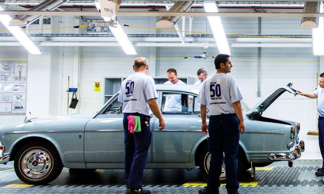 Ponad 50 lat i wyglądają jak nowe! Pracownicy fabryki przecierali oczy ze zdziwienia