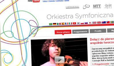 Zostań członkiem orkiestry YouTube'a