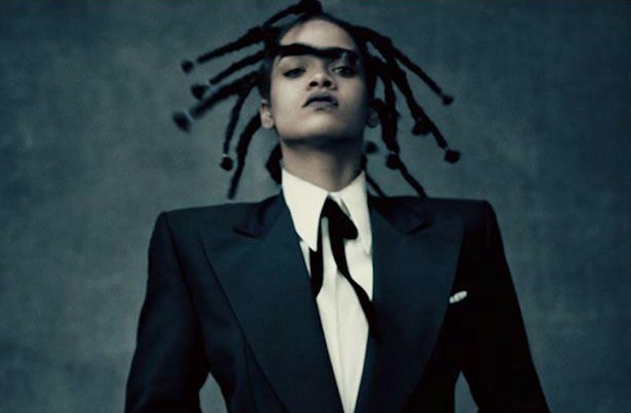 Rihanna nadal nie skończyła albumu \