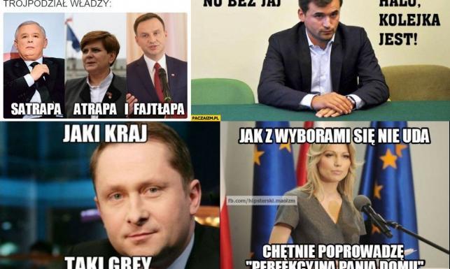 Dubieniecki domaga się łaski, a Tusk krzyczy na Kopacz. Najlepsze memy 2015
