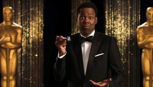 Chris Rock zaprasza na Oscary