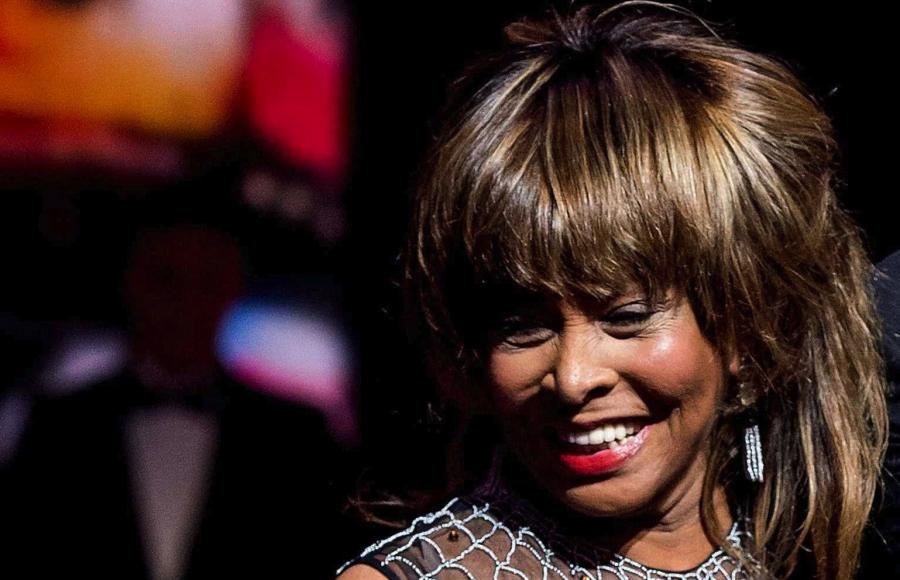 Tina Turner na gali Dutch Musical Awards 2016