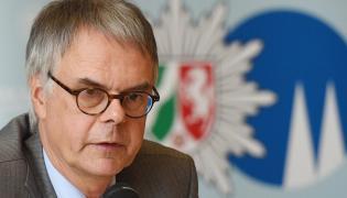 Wolfgang Albers, szef policji w Kolonii