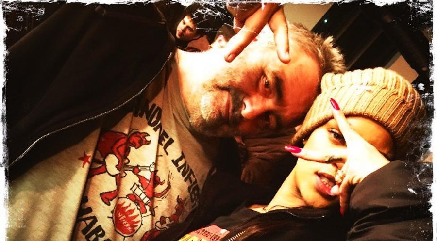 Luc Besson zachwycony Rihanną