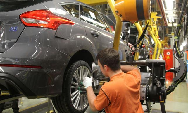 Nowy model Forda już w produkcji! Kierowcy w ciemno kupili ponad 3 tys. sztuk. ZDJĘCIA