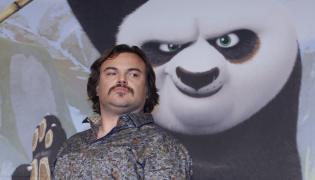 """Jack Black i """"Kung Fu Panda 3"""" nadal na szczycie w USA"""