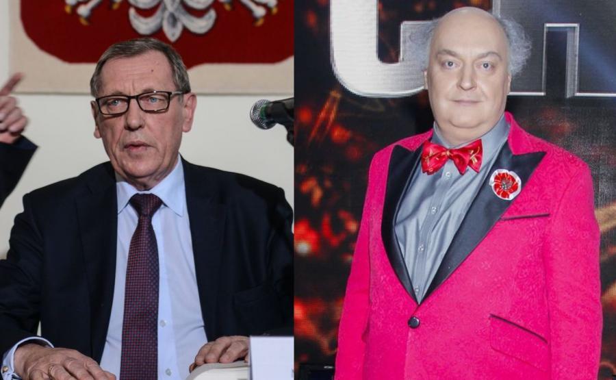 Jan Szyszko i Maciej Nowak