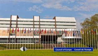Siedziba Rady Europy