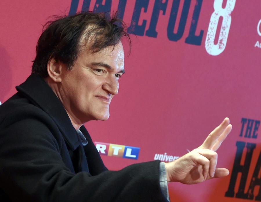 Quentin Tarantino jedną z ofiar \