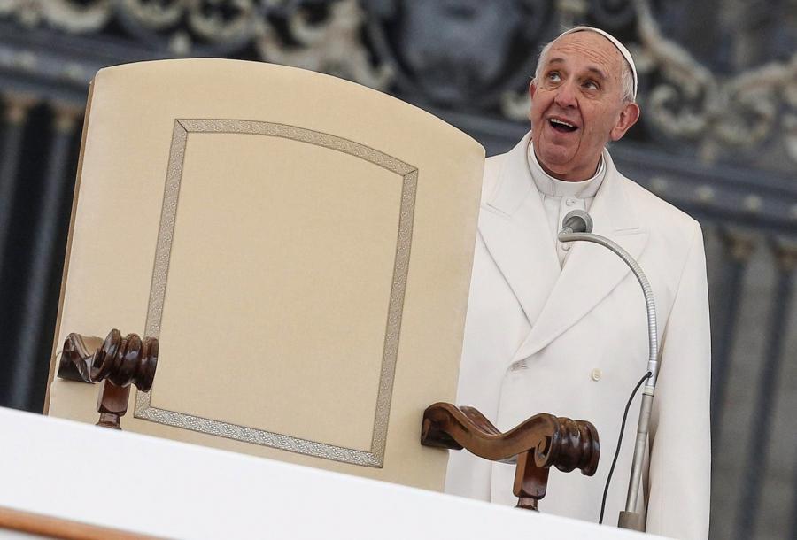 Papież Franciszek wystąpi w filmie  \