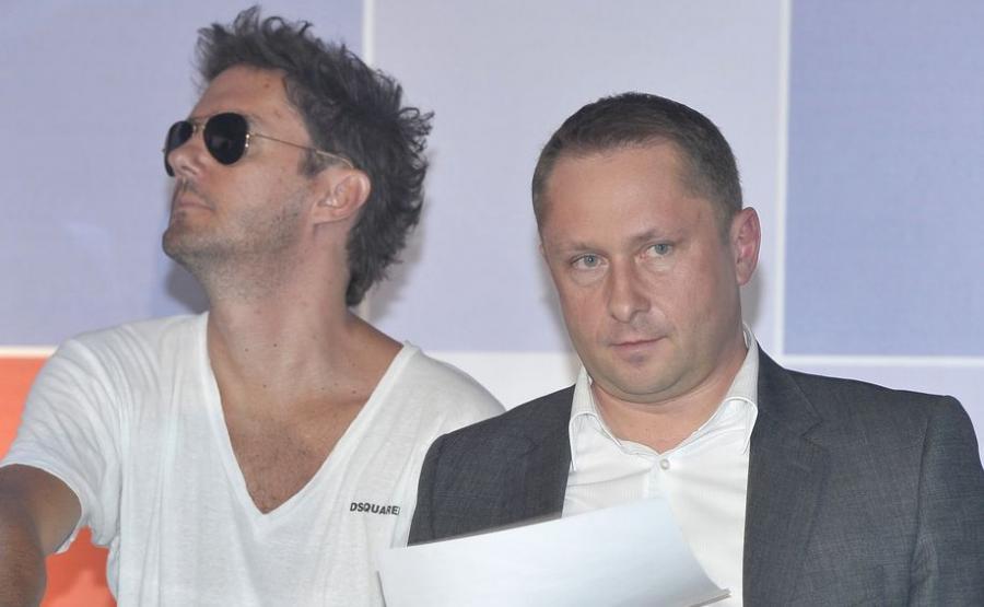 Kuba Wojewódzki, Kamil Durczok