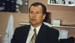 "Tomasz Stockinger w serialu ""Klan"""
